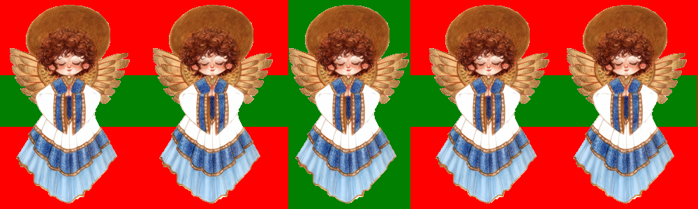 Christmas Angels by Betsy Bauer